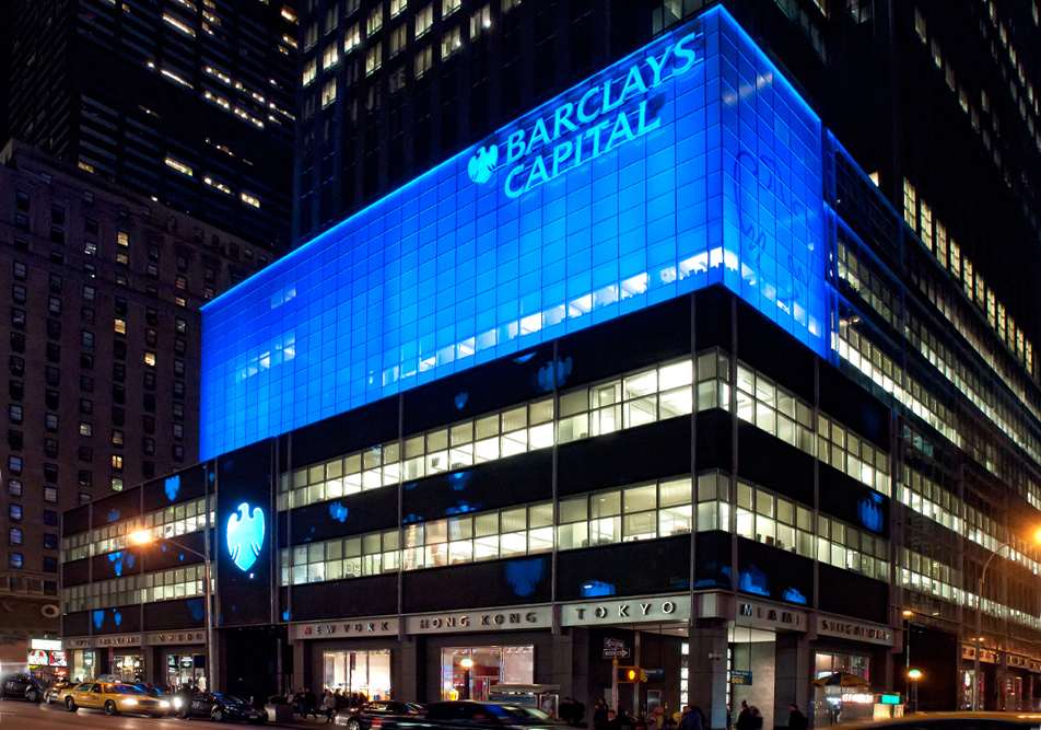 Barclays HQ NYC Base