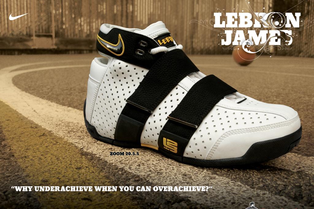 NikeShoesVer1_Poster1