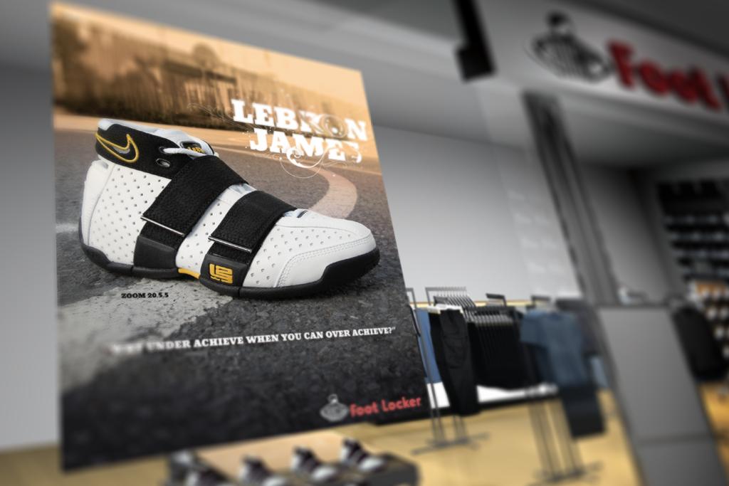 NikeShoesVer1_Poster2