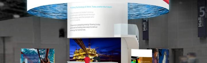 B.E.- Chevron Trade Show Booth(IPTC)