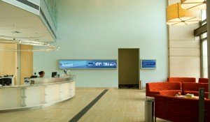 Interactive Signage – Microsoft Research Lab
