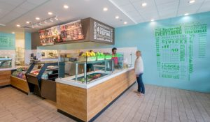 Juice Shop Franchise Package – Architecture Photography